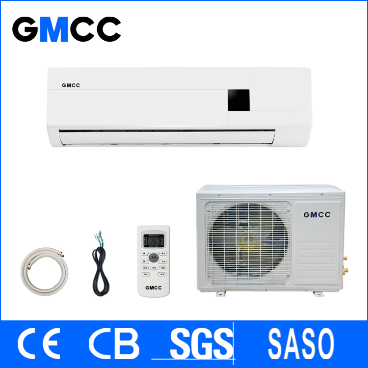 2016 new modern style hot sale low power consumption split air conditioner