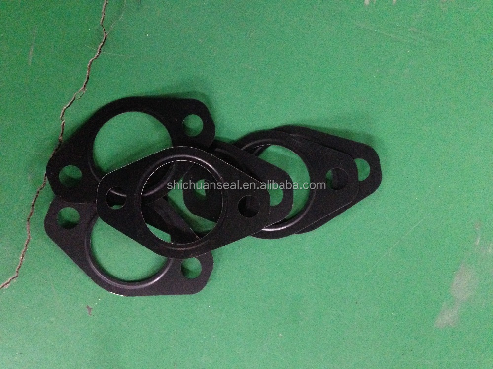 exhaust gaskets/motorcycle parts/refrigerator door gaskets material