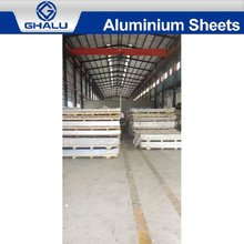 China factory price high quality aluminum sheet standard size