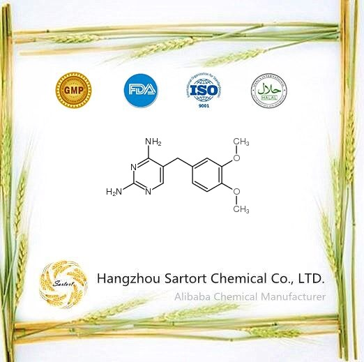 China wholesale chemistry pharmaceutical Diaveridine 5355-16-8