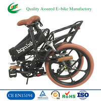 20 inch PAS pedelecs cycling moped folding e bike folding electric powered bike electric bicycle foldable ebike (TDN11Z)