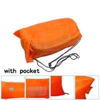 2016 hottest factory wholesale bubble bag camping bag bed for outdoor laybag