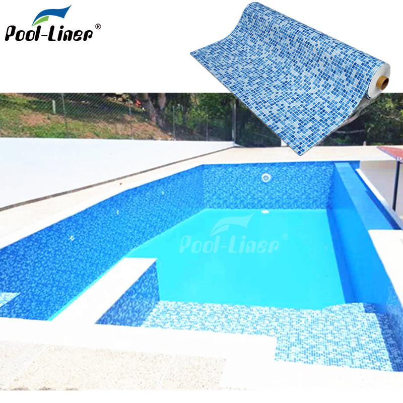 2019 New Mosaic Vinyl Pvc Pool Liners,The Swimming Pool Accessories Durable  Tarpaulin Anti-uv Liner For Pools - Buy Tarpaulin Anti-uv Liner For ...