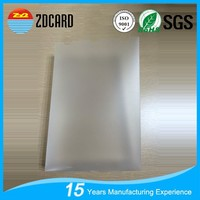 Clear Plastic Food Packaging Bag With Customized Printing With Customize