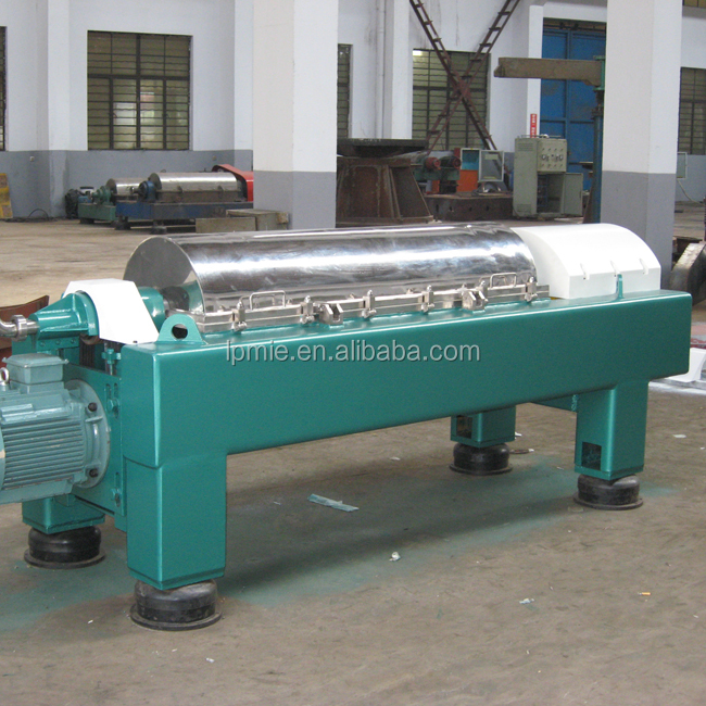 High Quality Large Capacity Horizontal Continuous Automatic Discharge Decanter Centrifuge for Sludge Water Treatment
