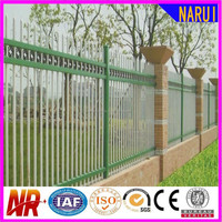 High Quality Durable Rectangular Tube Fencing