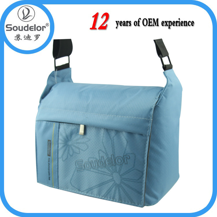 outdoor waterproof and shockproof camera case/slr camera bag