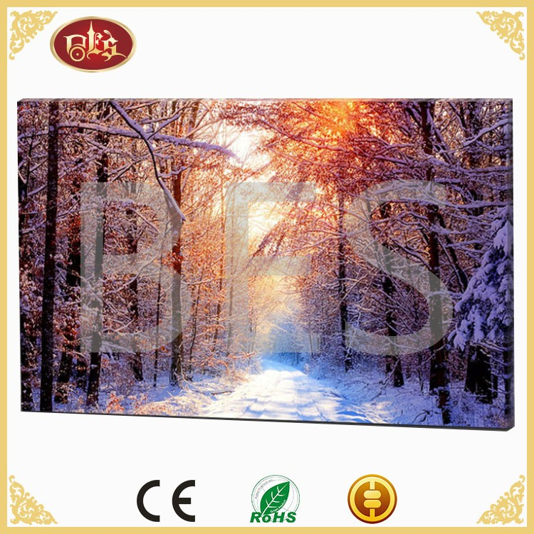 natural scene pictures,decoration wall scenery painting