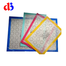 China professional non-stick custom silicone baking mat