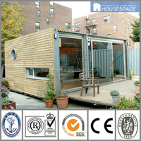 Demountable Modular Galvanized Modern Prefab Home