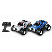 2016 hot sale 4CH 1:10 digital 4wd cross country plastic rc truck toy with lights