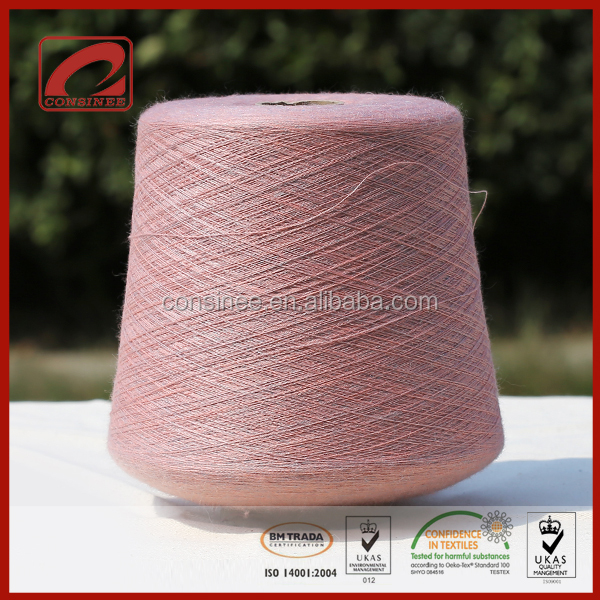 2/48 100cashmere worsted yarn colors available thin mongolian cashmere yarn top quality reasonable price