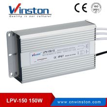 CE ROHS IP67 waterproof LPV-150-5 30a 150w 5v led power supply for led light with 2 years warranty