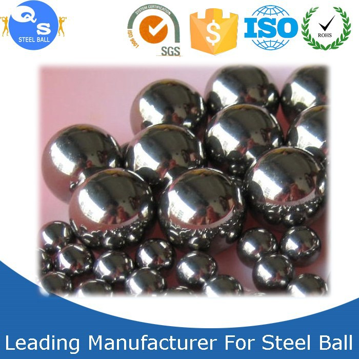 China Factory <strong>Delivery</strong> Fast 5/16'' Carbon Steel Ball 7.938mm Iron Ball
