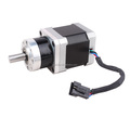 geared stepper motor nema 17 stepper motor for milling machine nema 17 0.4a stepper motor