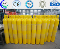 Hot Sale TPED approval High Pressure Seamless Steel oxygen argon nitrogen CO2 Gas Cylinder