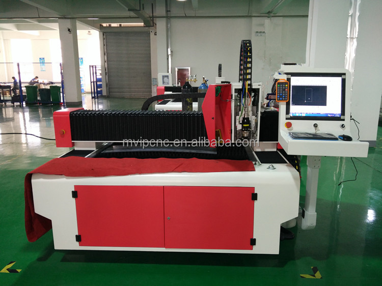 Factory Crazy Selling metal fiber laser cutting machine