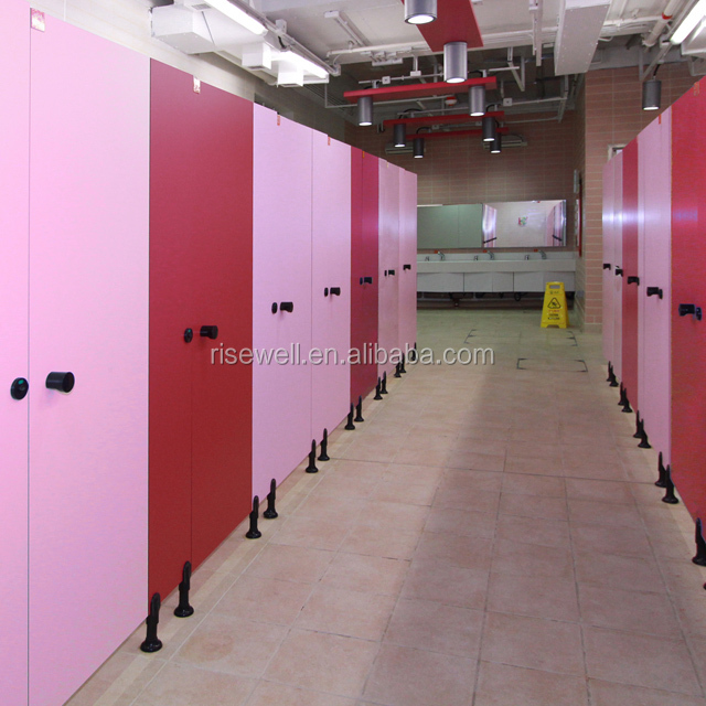 Debo toilet cubicle system popular toilet partition design