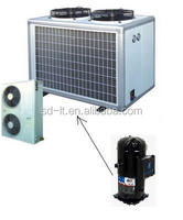 JZQ Series condensing unit with copeland compressor for industrial use