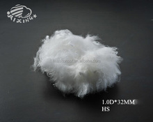 polyester wadding, polyester fiber stuffing wholesale 1D*32MM