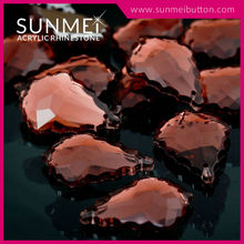 Taiwan Rhinestone Supplier Fancy Crystal Stone for Chandelier
