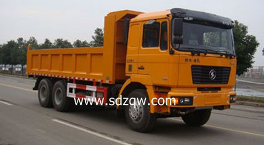 SX Heavy Duty 6*4 Dump Truck with high quality and good price