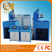 New condition induction electric hardening and annealing furnace