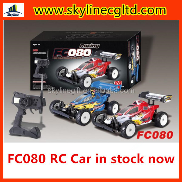 hot sales FC080 RC car 1/10 scale SUV toys rc truck toys car remote control electric model car for sale