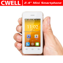 Melrose S9 Android 5.1 MTK6580 Quad Core 8GB ROM WCDMA 3G 2.4 Inch Small Size touch screen phone