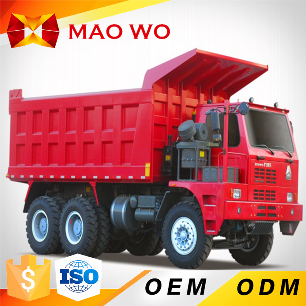 China leading brand cheap price sand transport heavy tipper truck
