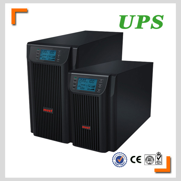 LCD High Frequency inline UPS Power Supply 1000VA 2000VA 3000VA