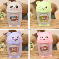 TOONYOS Cute Bear Plastic Pencil Sharpener