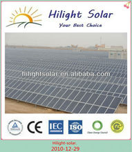 High quality poly solar panel module with TUV,CE,ISO,CEC,INMETRO