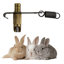 Rabbit Quail Nipple Drinker For Rabbit Cage