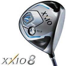 Dunlop xxio Eight drivers MP800 carbon shaft specifications xxio japan golf