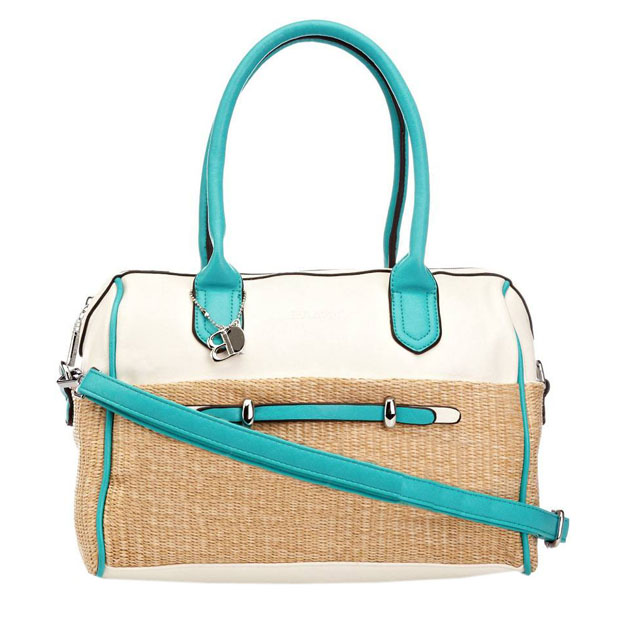 HD21-157 China Supplier Custom Summer Beach Women Straw Tote Bag