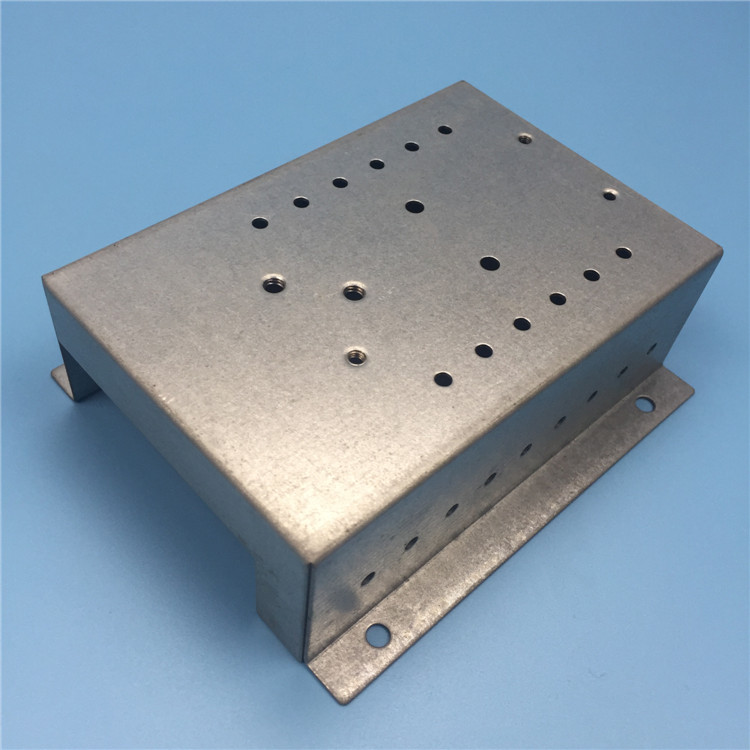 China custom SGCC steel metal stamping hardware item
