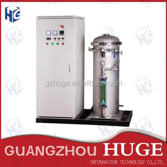 2016 Best Quality 1kg/h ozone generator/ ozonator sewage water purifier system/ water from air machine