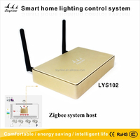 2016 zigbee x10 plc smart home remote led lighting control system
