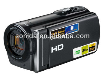 20MP Digital video camcorder camera with 16X Zoom HDV-601S