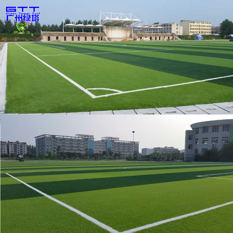 Guangzhou Indoor Soccer Facilities Football Court Artificial Grass For Sale