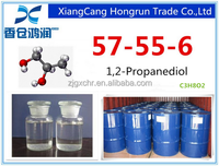 Competitive price propylene glycol alcohol worldwide fast delivery