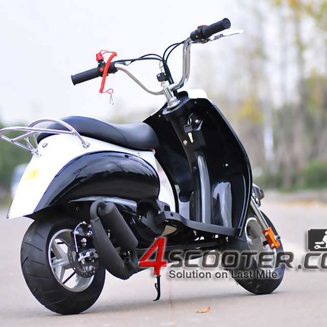 2 Stroke Bike Gasoline Engine Motor Kit Gas Scooter
