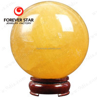 Hot Sale Natural Crystal Ball Sphere Semi Precious Large Stone Sphere Beads