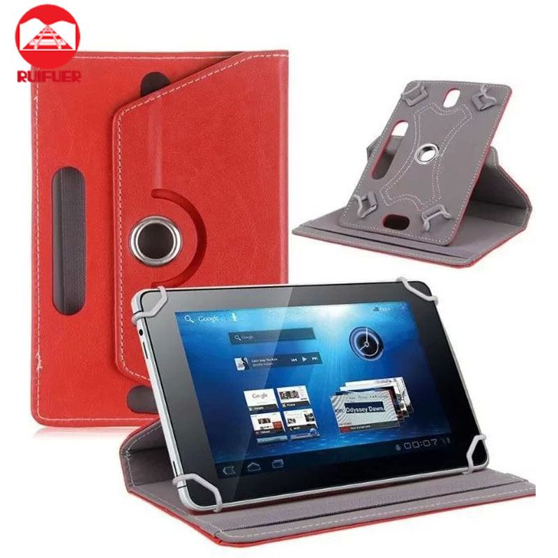 Manufacturer Wholesale Cheap Universal 360 Degree Rotating Stand PU Leather Case for Samsung Galaxy Tab 4 8.0 T330 T331 Tablet