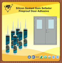 Silicon Sealant Gum Sellador And Fireproof Door Adhesive