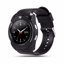 V8 SmartWatch Bluetooth Smartwatch Touch Screen Wrist <strong>Watch</strong> with Camera/SIM Card Slot, Waterproof <strong>Smart</strong> <strong>Watch</strong>