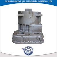 China manufacture ZL40 transmissions dai casting
