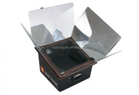 2015 picnic Barbecue box big solar oven
