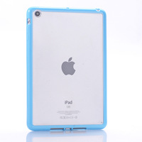 TPU Frame Case for iPad Air 5 Housing with PC Matt Transparent Case Hot Selling